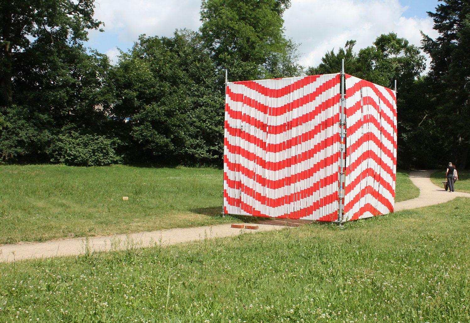 Bypass Kunst im öffentlichen Raum Installation