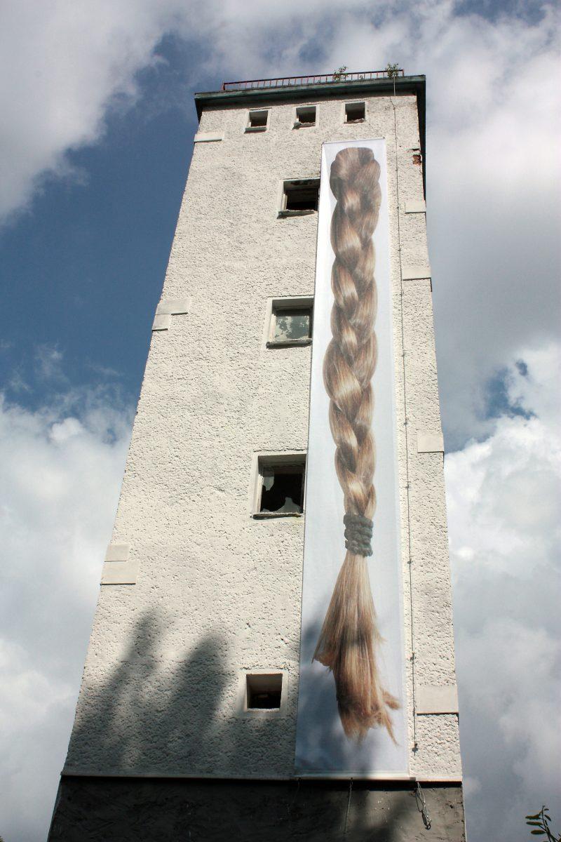 ortsbezogene Kunst